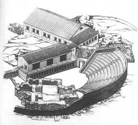 Реконструкции театра архитектор в